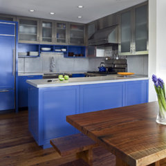 contemporary kitchen by James Cleary Architecture