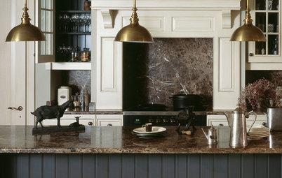 Натуральный или искусственный? Выбираем каменную столешницу для кухни
