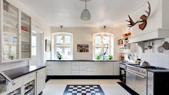 Klassisk køkken
