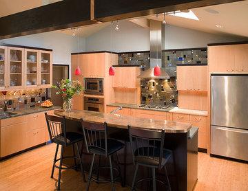 Klimpt Inspired kitchen