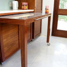 Contemporary Kitchen by Reto Kitchens & Interiors