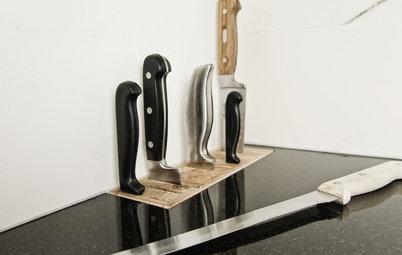 17 skarpe: De bedste opbevaringsløsninger til dine køkkenknive