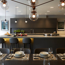 Contemporary Kitchen by Staffan Tollgard Design Group