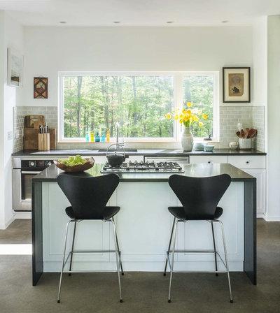Contemporary Kitchen by Elizabeth Herrmann architecture + design