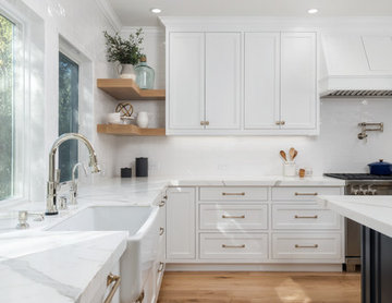 Knoll - Modern Farmhouse Kitchen