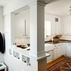 Traditional Kitchen by Ogawa Fisher Architects