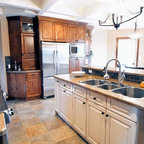 Golf Course Reno Pretty Kitchen Traditional Kitchen