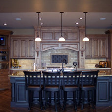 Traditional Kitchen by Designer Craft Kitchen & Bath