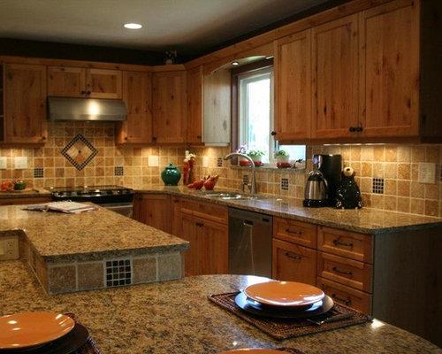 Transitional Albuquerque Kitchen Design Ideas Remodel