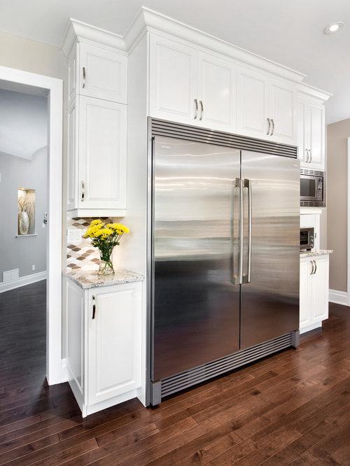 Excepcional Puertas De Armarios De Cocina Ottawa Friso - Ideas de ...