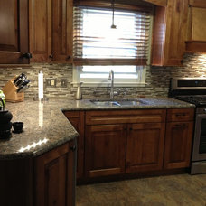 Traditional Kitchen by Lowe's of York, Pa