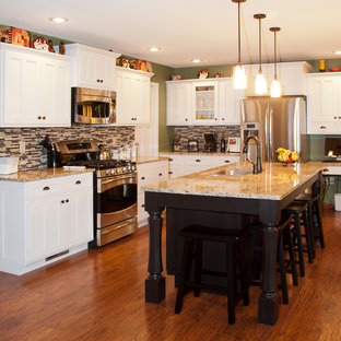 kitchen with wood cabinets koch cabinets houzz 6562