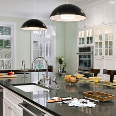 Traditional Kitchen by The Ensuite Bath & Kitchen Showroom