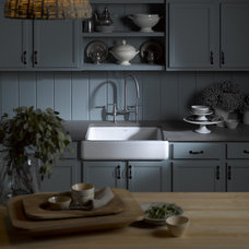 Farmhouse Kitchen by Kohler