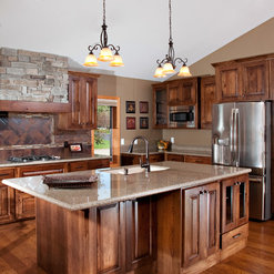 Interiors By Kitchen Koncepts Stanley Wi Us 54768