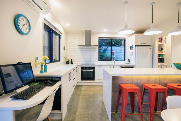 Contemporary Kitchen by BK Design