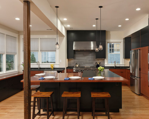 Best Contemporary Kitchen Design Ideas Remodel Pictures Houzz