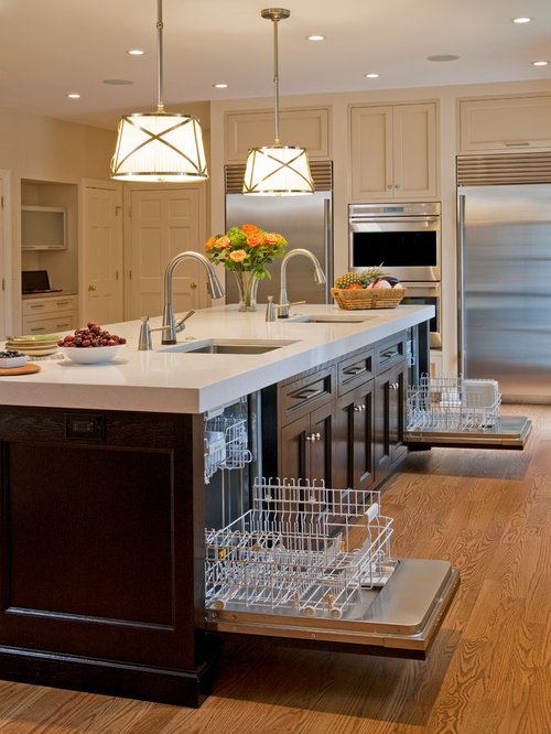 Cabinet Panel On Dishwasher Home Design Ideas, Pictures