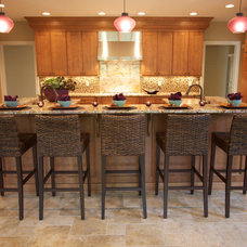 Traditional Kitchen by Dawn Cook Design