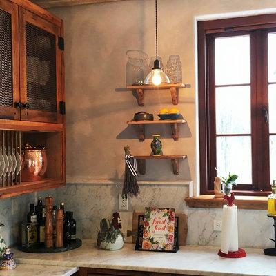 Kitchen KOTW Cambridge Timeless/Marie