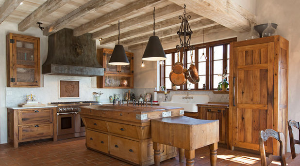 Kitchen Of The Week Found Objects And Old Italian Farmhouse Charm