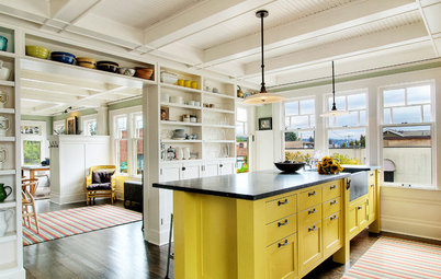 How to Lose Some of Your Upper Kitchen Cabinets