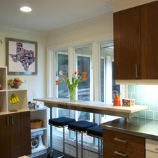 Contemporary Kitchen KOW