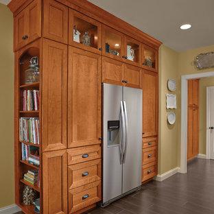 KraftMaid: Built-In Kitchen Pantry