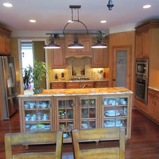 Traditional Kitchen by Lowes of Indian Land, SC