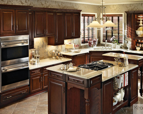 Cabernet Cabinets Home Design Ideas, Pictures, Remodel and Decor