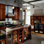 Kraftmaid Cherry Cabinetry In Cinnamon Amp Maple Cabinetry