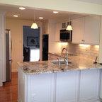 Kitchen Piel - Kitchen - Wilmington - by Lowe's of Camden