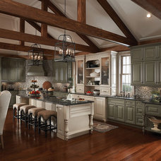 Traditional Kitchen by Kitchen Cabinet Kings
