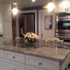Farmhouse Kitchen by Lowe's of Torrington, CT