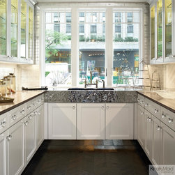 Kitchen Of The Year Features KraftMaid Sedona Maple Cabinetry In Dove