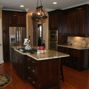 Inspiration for a timeless kitchen remodel in Charlotte