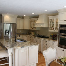 Traditional Kitchen by Keith Yates / Lowes Home Improvement