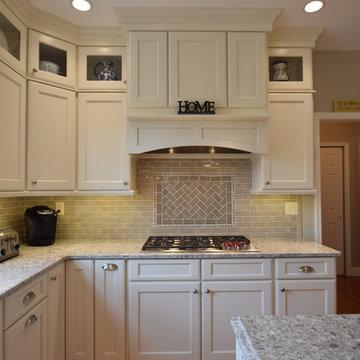 KraftMaid Renway Maple Canvas Kitchen