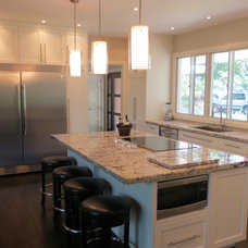 Contemporary Kitchen by Canadian Home & Renovation Team