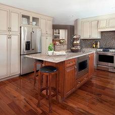 Transitional Kitchen by KSI Kitchen & Bath