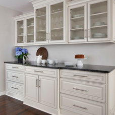 Traditional Kitchen by KSI Kitchen & Bath