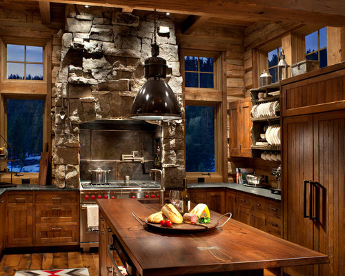 Cabin Cabinets Ideas, Pictures, Remodel and Decor