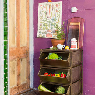 KUBI Industrial look kitchen storage unit