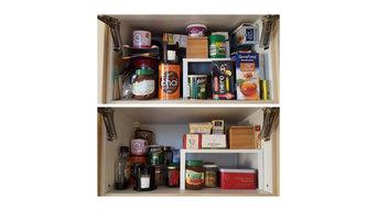 Küche: Vorher und Nachher