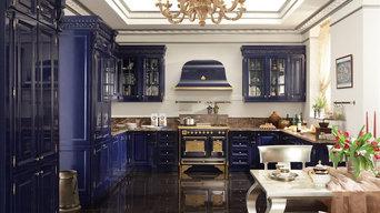 Кухня «Петергоф» — классика стиля