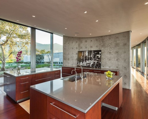 Modern Kitchen Quartz Countertops cambria quartz | houzz