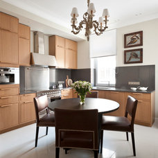 Contemporary Kitchen by Tolypina Maria Interiors