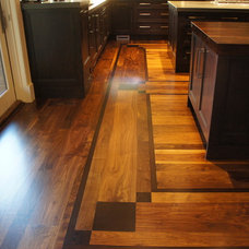 Craftsman Kitchen by Artistic Floors by Design, Inc.