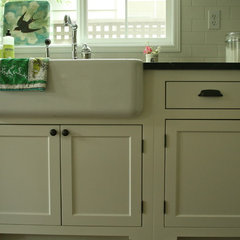 traditional kitchen by Quality Bath