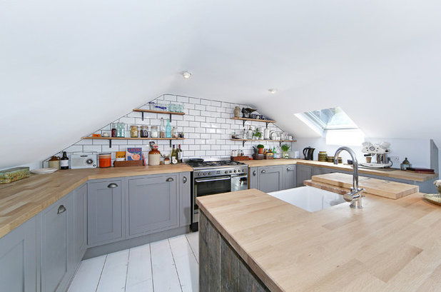Scandinavian Kitchen by ALL & NXTHING